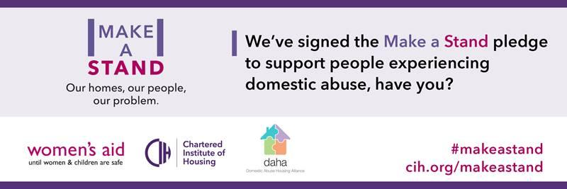domestic abuse banner